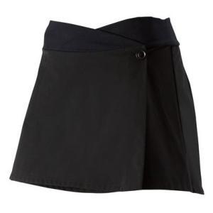 パールイズミ 【W752】Aライン スカート 1.ブラック レディース|worldcycle-wh