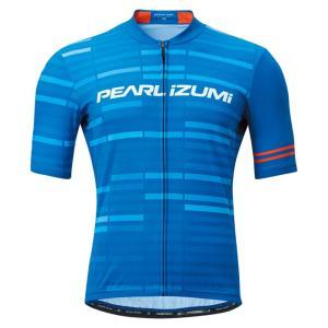 パールイズミ 【621-B】プリント ジャージ 3.パールブルー PEARLIZUMI worldcycle-wh