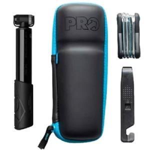 シマノプロ カプセルコンビパック ツールケース+携帯ポンプ+携帯工具+タイヤレバーセット|worldcycle-wh