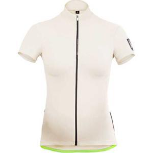 【SALE】Q36.5 ショートスリーブ ジャージ L1 レディース Summer ホワイト【自転車】【ウェア】|worldcycle-wh