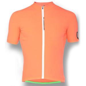 【SALE】Q36.5 ショートスリーブ ジャージ L1 Summer Pオレンジ|worldcycle-wh