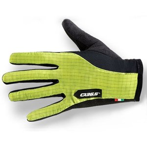 【SALE】Q36.5 ロングフィンガー サマーグローブ L1 グリーン|worldcycle-wh
