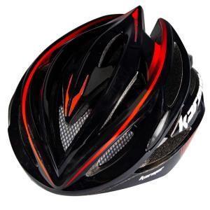 カーマー ASMA2(アスマ2) ブラック/レッド ヘルメット Karmor|worldcycle-wh