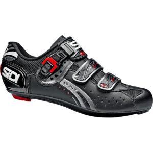 【現品特価】シディ GENIUS 5-FIT CARBON MEGA ブラック/ブラック 【自転車】【シューズ】【ロード用】【シディ】