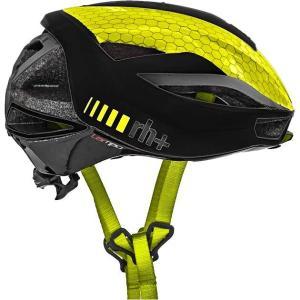zerorh+ EHX6077 LAMBO 06 シャイニーブラック/シャイニーイエローフルオ ヘルメット worldcycle-wh