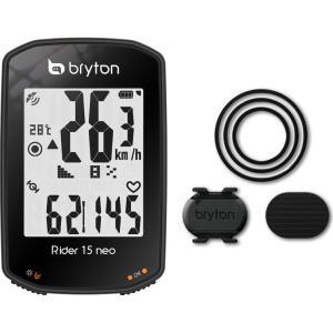 ブライトン Rider15 NEO C ケイデンスセンサー付 GPS|worldcycle
