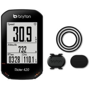 ブライトン Rider420C ケイデンスセンサー付 GPS|worldcycle