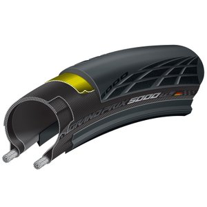 コンチネンタル グランプリ 5000TL 700×28C(622) チューブレス フォルダブル|worldcycle