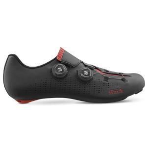 フィジーク R1B INFINITO BOA ブラック/レッド シューズ|worldcycle