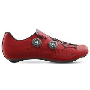 フィジーク R1B INFINITO BOA レッド/ブラック シューズ|worldcycle