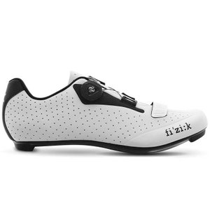 フィジーク R5B UOMO BOA ホワイト/ブラック シューズ|worldcycle
