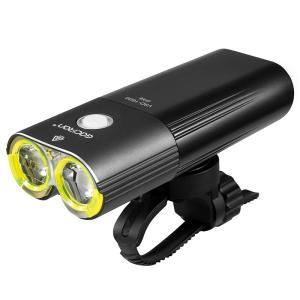 IPX6の防水性能を持ち、大雨などの悪天候にも対応可能なロードバイク用のライトです。 5000mAh...