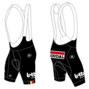 【代引不可】フェルマルク LOTTO SOUDAL BIB SHORT Racing Fit 180124|worldcycle