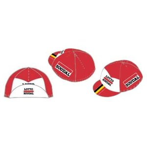 【代引不可】フェルマルク LOTTO SOUDAL COTTON CAP 180124|worldcycle