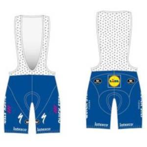 【代引不可】フェルマルク QUICK STEP FLOORS BIB SHORT Racing Fit 180124|worldcycle
