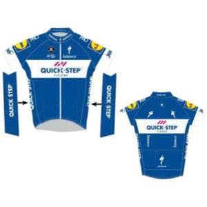 【代引不可】フェルマルク QUICK STEP FLOORS SHORT SLEEVE JERSEY Racing Fit 180124|worldcycle