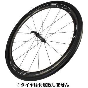 HED JET4 PLUS BLACK クリンチャー フロントのみ (700C) ロード|worldcycle