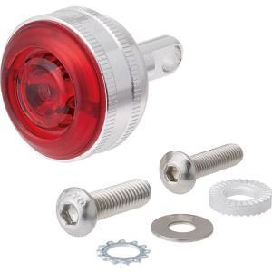 【特急】キーレイ アイライト リアライト LED USB充電 コンパクト シルバー KiLEY|worldcycle