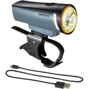 クリプトナイト インサイト X3 フロントライト USB充電 KRYPTONITE|worldcycle
