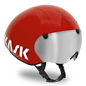 KASK BAMBINO PRO レッド ヘルメット worldcycle
