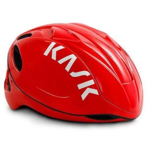 KASK INFINITY レッド/レッド ヘルメット worldcycle