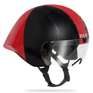 KASK MISTRAL ブラック/レッド ヘルメット worldcycle