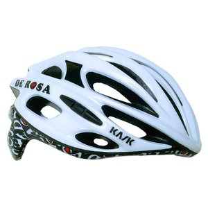 KASK MOJITO DE ROSA REVO ホワイト/ブラック ヘルメット worldcycle