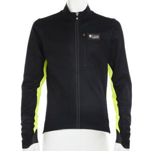 リオン・ド・カペルミュール ウインドプルーフジャケット ブラック×シャインイエロー|worldcycle