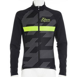 リオン・ド・カペルミュール コンペティションジャケットEVO3 オブリーク ブラック|worldcycle