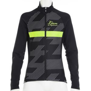 リオン・ド・カペルミュール コンペティションジャケットEVO3 オブリーク ブラック レディース|worldcycle