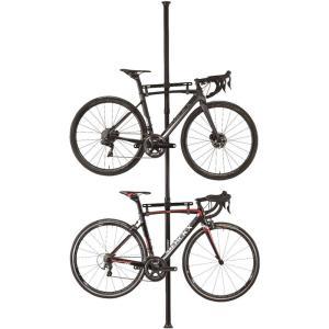 自転車を引き立たせるため全てのパーツをブラック仕様にしました。 クレードル部分もシンプルな構造にし左...