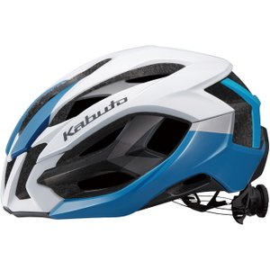 OGKカブト イザナギ(IZANAGI) ホワイトブルー ヘルメット|worldcycle