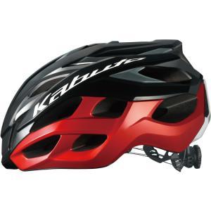 OGKカブト ヴォルツァ(VOLZZA) ブラックレッド ヘルメット|worldcycle