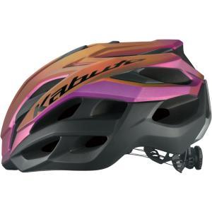 OGKカブト ヴォルツァ(VOLZZA) マットトランスパープル ヘルメット|worldcycle