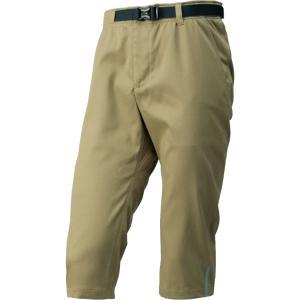 街乗りに、普段着に使える細身のシルエットの七分丈パンツでトップスとの相性も良いです。 動きやすいスト...