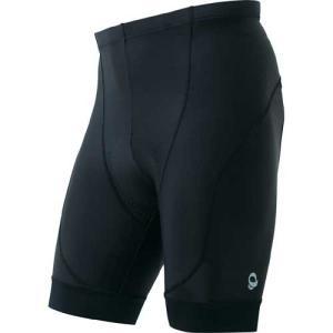 【特急】【現品特価】パールイズミ 【220-3D】コールドブラック パンツ 5.ブラック ベーシックグレード|worldcycle