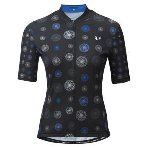 パールイズミ 【WB621-B】UV プリント ジャージ (ワイドサイズ) 1.ループ レディース PEARLIZUMI|worldcycle