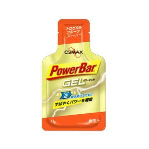 パワーバー パワージェルC2MAX [トロピカルフルーツフレーバー] 【1個】 【自転車】【スポーツサプリメント・補給食品】