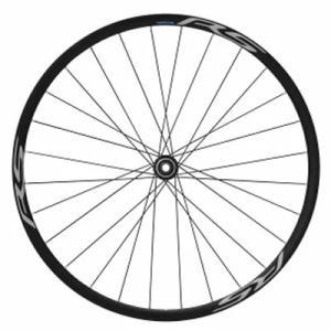 シマノ WH-RS170 フロントのみ ブラック 12mmEスルー センターロックローター対応|worldcycle