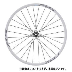 シマノ WH-RS170 リアのみ ホワイト 12mmEスルー センターロックローター対応|worldcycle