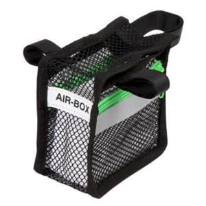 TNI エアボックス DHバー取付用収納ポーチ 【自転車】【バッグ】【トップチューブ等バッグ】