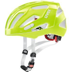 【SALE】ウベックス QUATRO XC ネオンライム ヘルメット 20200919