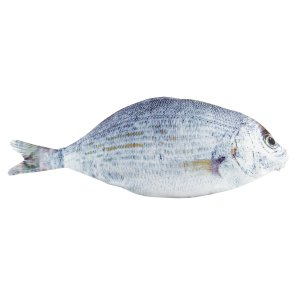 オルルド釣具 魚型 小物入れ ポーチ ペンケース おもしろグッズ ヘダイ|worlddepartyafuu