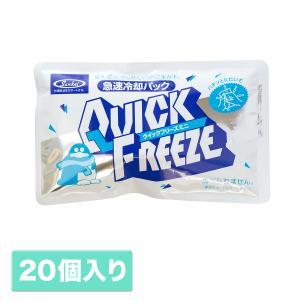 保冷剤 急速冷却パック 熱中症対策 クイックフリーズ 20個セット ポイント消化 worlddepartyafuu