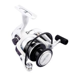 オルルド釣具 釣り具 リール スピニングリール ホワイト 6000|worlddepartyafuu