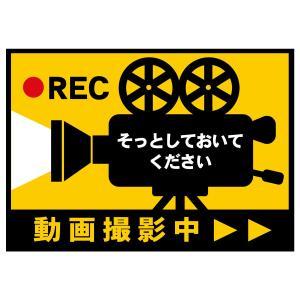 オルルド釣具 「動画撮影中」ステッカー シール|worlddepartyafuu