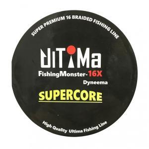 UlTiMa(アルテマ) 釣り具 PEライン 釣り糸 16本編み FishingMonster SuperCore フィッシングモンスタースーパーコア 16X 300m|worlddepartyafuu