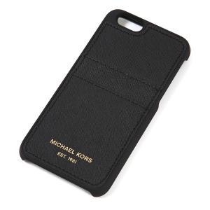 マイケルコース MICHAEL KORS  IPHONE 6 6s ケース アイフォン6 6s iPhone ブラック worlddrive