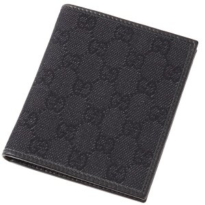 グッチGUCCI 長財布 GG柄 メンズ  二つ折り002149 財布 ブラック 箱付き|worlddrive