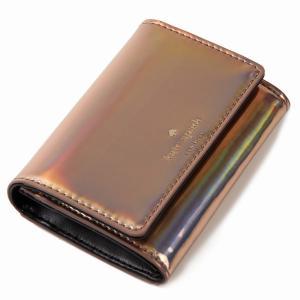 ケイトスペード kate spade 折り財布 小銭入れ 財布 PWRU5196 ローズゴールド|worlddrive